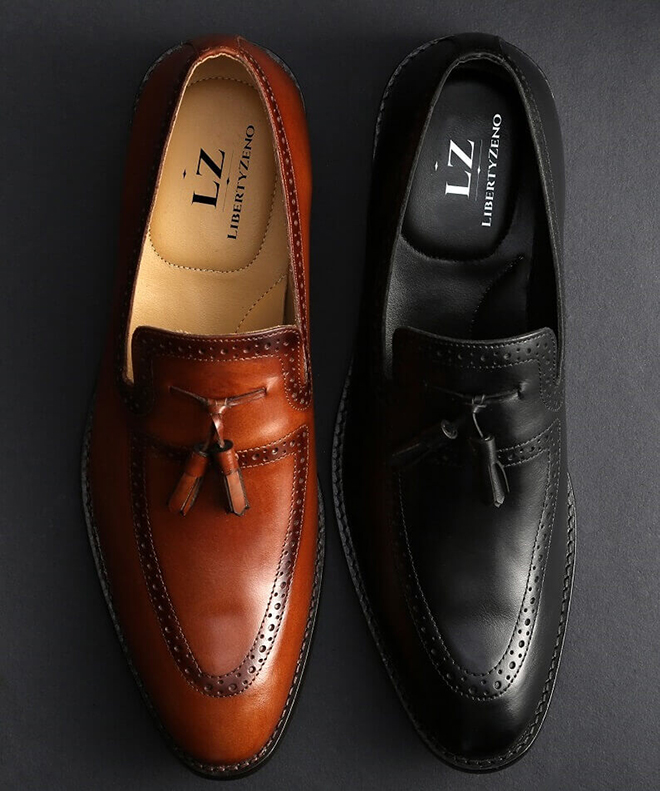 Loafers for man