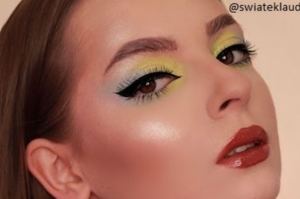 The Pastel Colors that Are Taking Over Summer's Makeup Looks