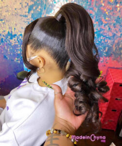 gorgeous summer ponytail hairstyles to keep you cool when it's hot