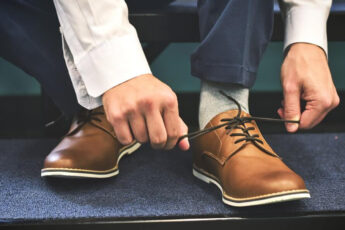 Types of shoes man must own