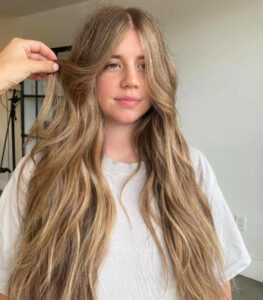 sunrise blonde is here to heat up your summer look