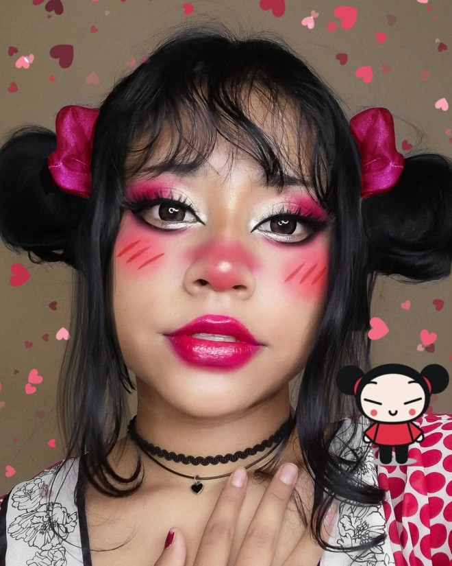 Recreate these Anime-Inspired Makeup Looks to Break into Your Fantasy World!