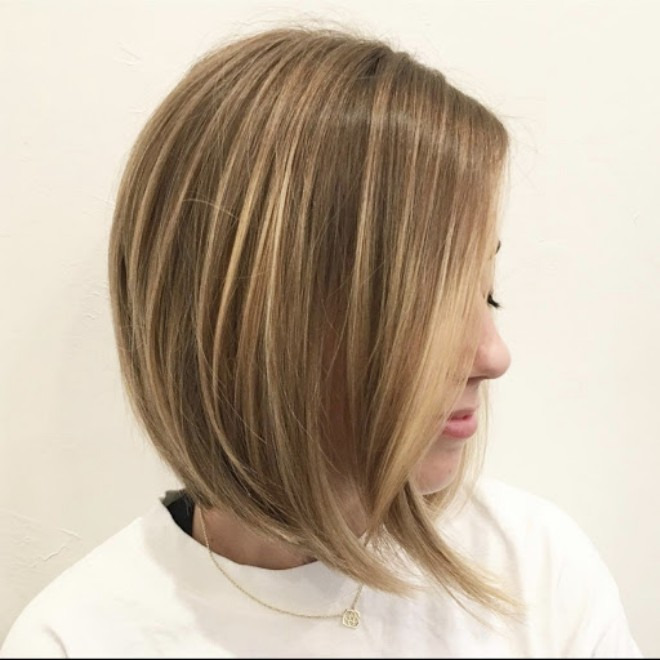 These Layered Bob Haircuts are Trending Right Now