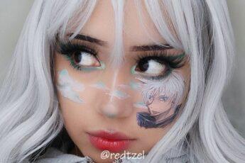 Anime-Inspired Makeup Looks