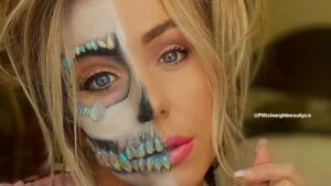 Get Inspired With These Creative Halloween Makeup Looks