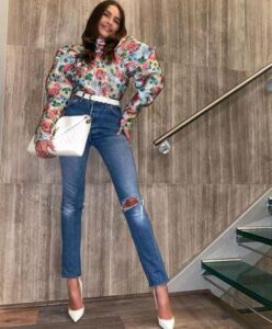 The most stylish jeans to wear this fall