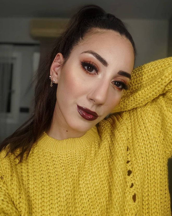 Try These Vampy Makeup Looks for Sexy Fall Glam