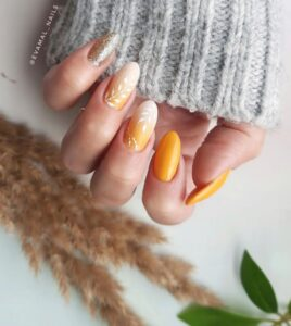Brighten Your Day with These Refreshing Yellow Nail Art Designs
