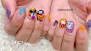 Get Inspired by More of Our Favorite Halloween Nail Art Designs