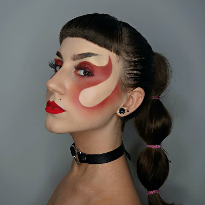 It's Almost Scorpio Season! Celebrate with These Scorpio-Inspired Makeup Looks