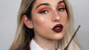 Secure Admission to Hogwarts with These Glamorous Makeup Looks