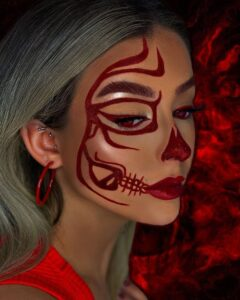 Sexy or Scary Get Inspired by These Gorgeous Spooky Looks