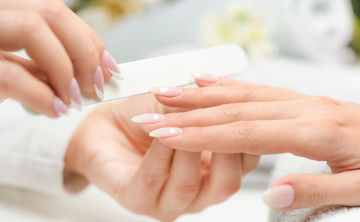 best-nail-shapes-for-personality-person-getting-nails-done